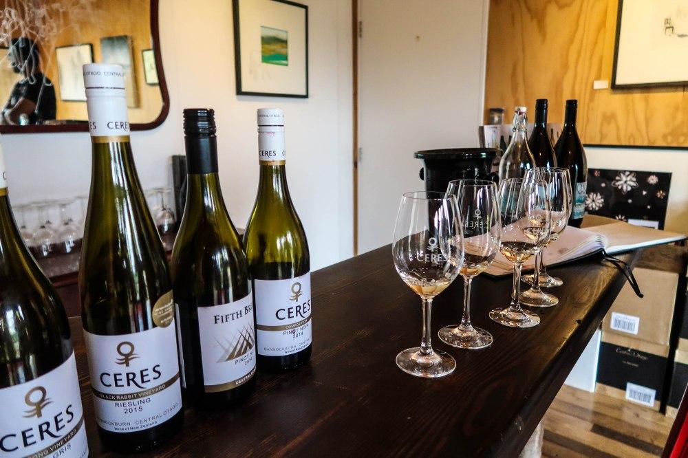 Ceres Winery, New ZEALAND