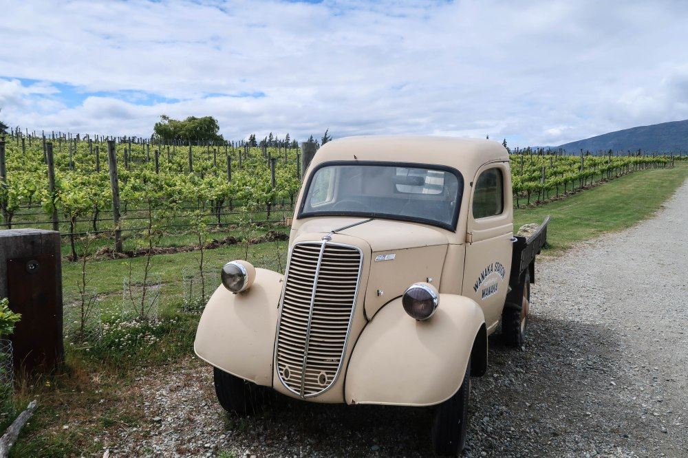 Rippon Valley Winery, New Zealand