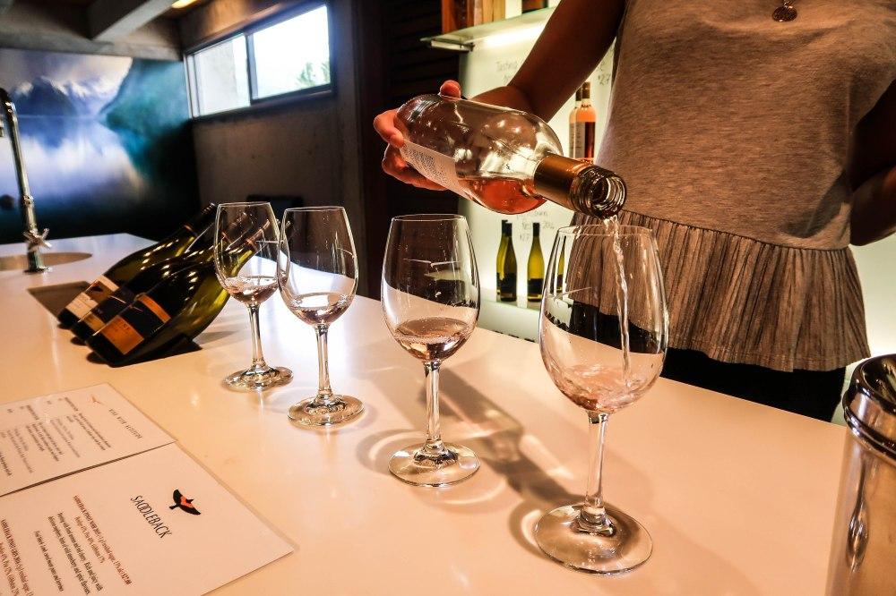 Peregrine Winery, New Zealand