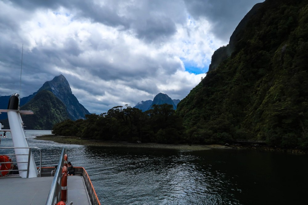 Milford Sound, South New Zealand